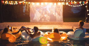 How to Plan an Outdoor Movie Night During COVID-19